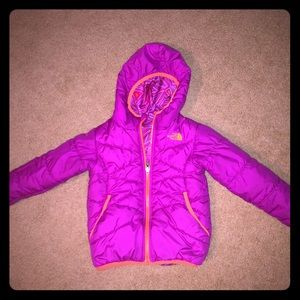 The Northface Toddler Girls Perrito Jacket